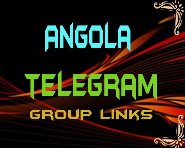 Angola Telegram Group links list