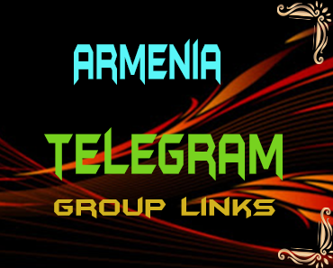 Armenia Telegram Group links list
