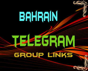 Bahrain Telegram Group links list