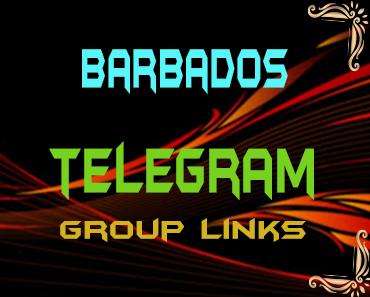 Barbados Telegram Group links list