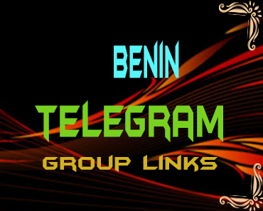 Benin Telegram Group links list