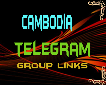 Cambodia Telegram Group links list