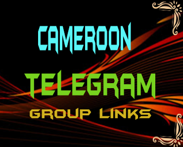 Cameroon Telegram Group links list