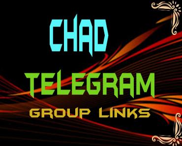 Chad Telegram Group links list