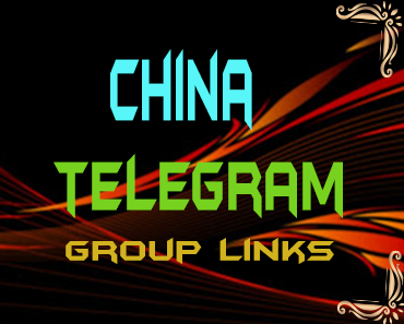 China Telegram Group links list