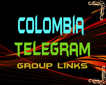 Colombia Telegram Group links list