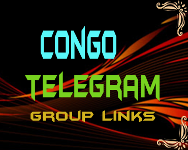 Congo Telegram Group links list