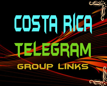 Costa Rica Telegram Group links list