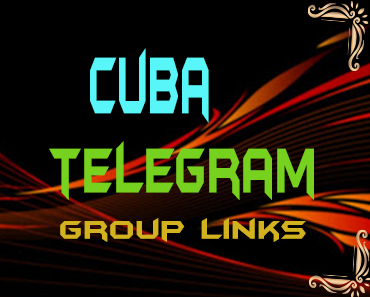 Cuba Telegram Group links list