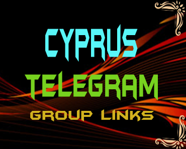 Cyprus Telegram Group links list