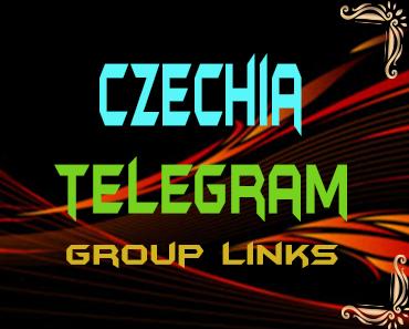 Czechia Telegram Group links list