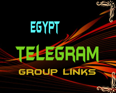 Egypt Telegram Group links list