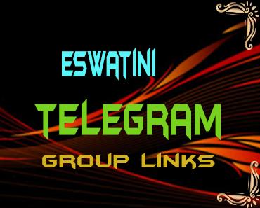 Eswatini Telegram Group links list
