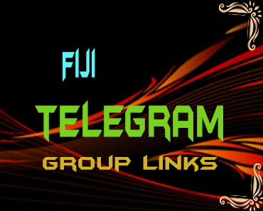 Fiji Telegram Group links list
