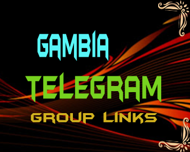 Gambia Telegram Group links list