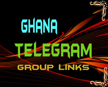 Ghana Telegram Group links list