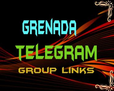 Grenada Telegram Group links list