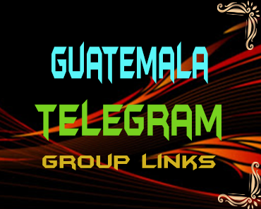 Guatemala Telegram Group links list