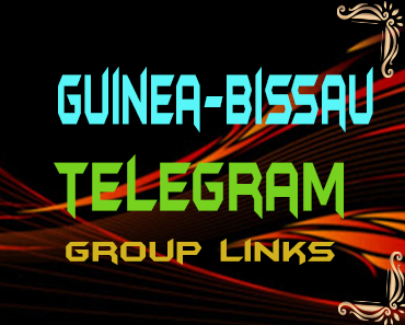 Guinea-Bissau Telegram Group links list