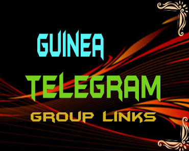 Guinea Telegram Group links list