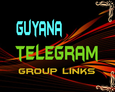 Guyana Telegram Group links list