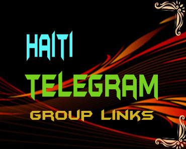 Haiti Telegram Group links list