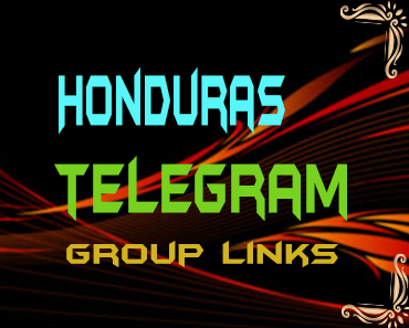 Honduras Telegram Group links list