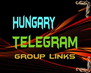 Hungary Telegram Group links list