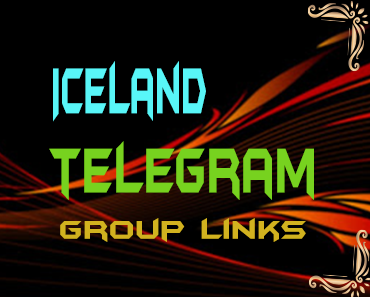 Iceland Telegram Group links list