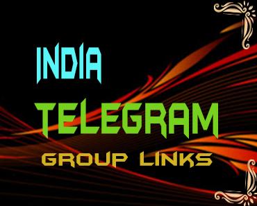 India Telegram Group links list