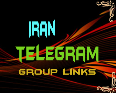 Iran Telegram Group links list