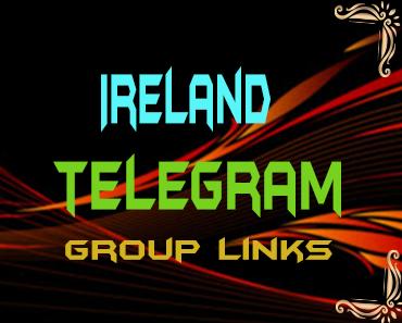 Ireland Telegram Group links list