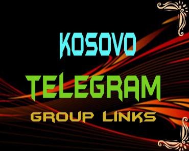 Kosovo Telegram Group links list