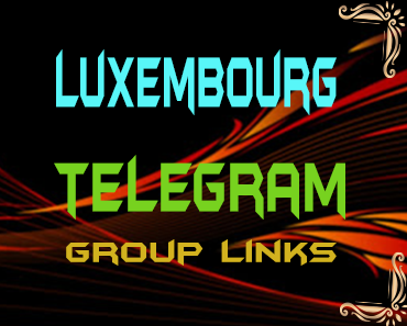 Luxembourg Telegram Group links list