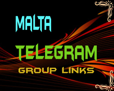 Malta Telegram Group links list