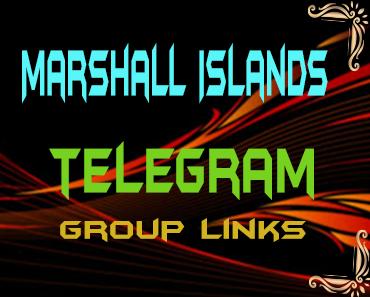 Marshall Islands Telegram Group links list