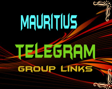 Mauritius Telegram Group links list