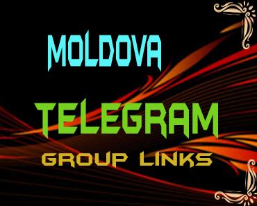 Moldova Telegram Group links list
