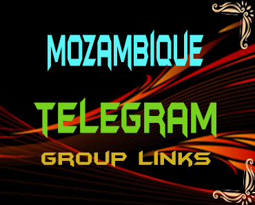 Mozambique Telegram Group links list