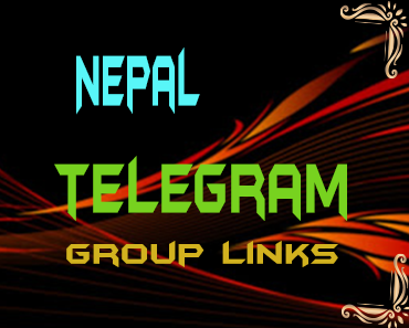 Nepal Telegram Group links list