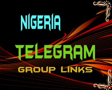 Nigeria Telegram Group links list