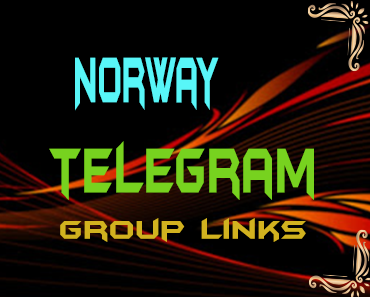 Norway Telegram Group links list