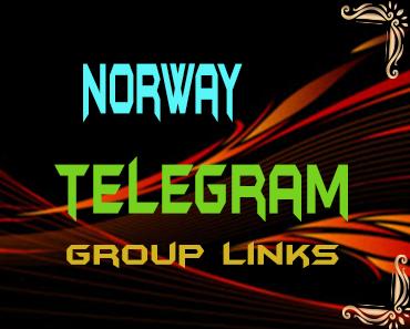Norway Telegram Group links list