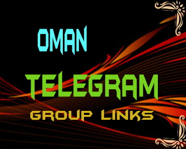 Oman Telegram Group links list