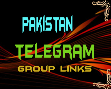 Pakistan Telegram Group links list
