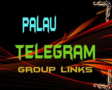 Palau Telegram Group links list