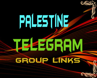 Palestine Telegram Group links list