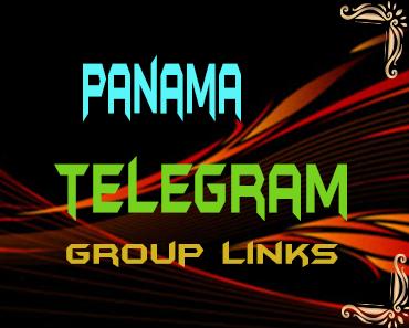 Panama Telegram Group links list