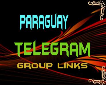 Paraguay Telegram Group links list