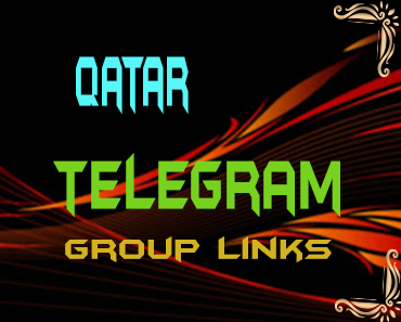 Qatar Telegram Group links list